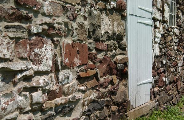Old barn door, Ruth homestead