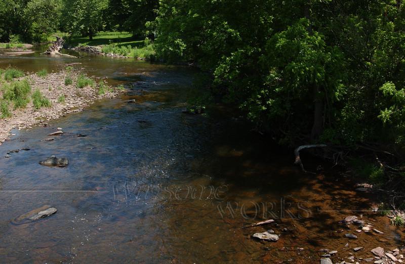 E. Branch of Perkiomen Creek