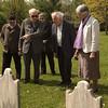 [Square crop] Visiting Salford Mennonite Church cemetery