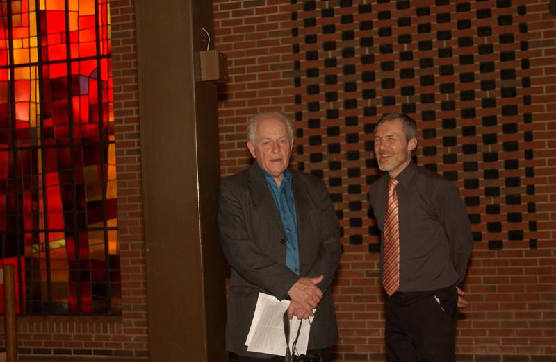Concert at Zion -  John & Peter