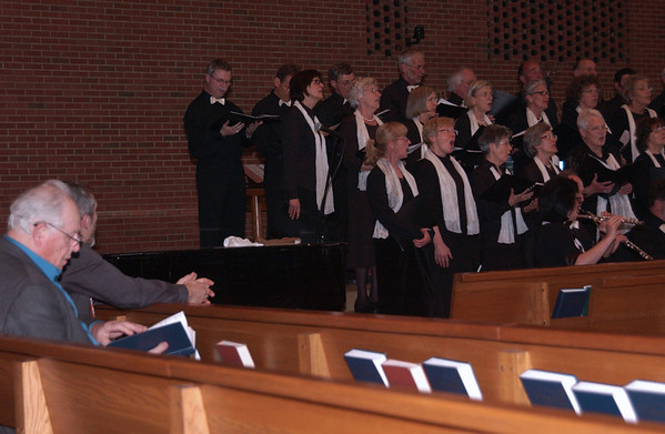 """Concert at Zion -  ending with congregational hymn - """"Take Thou My Hand O Father"""", or """"So nimm denn meine Hände"""""""