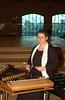 Concert at Zion -   Susanne Pfister with her Appenzeller Hackbrett