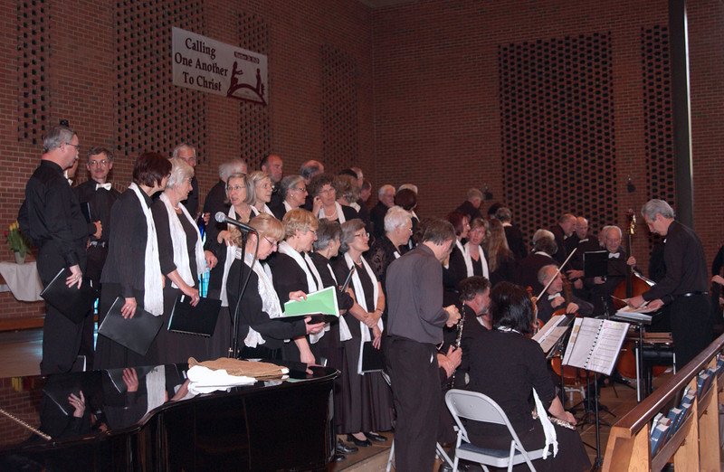 Concert at Zion -  a great success!