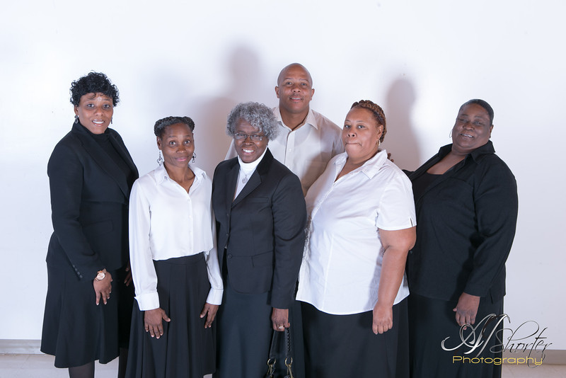 Church Anniversary Auxiliary Ministries
