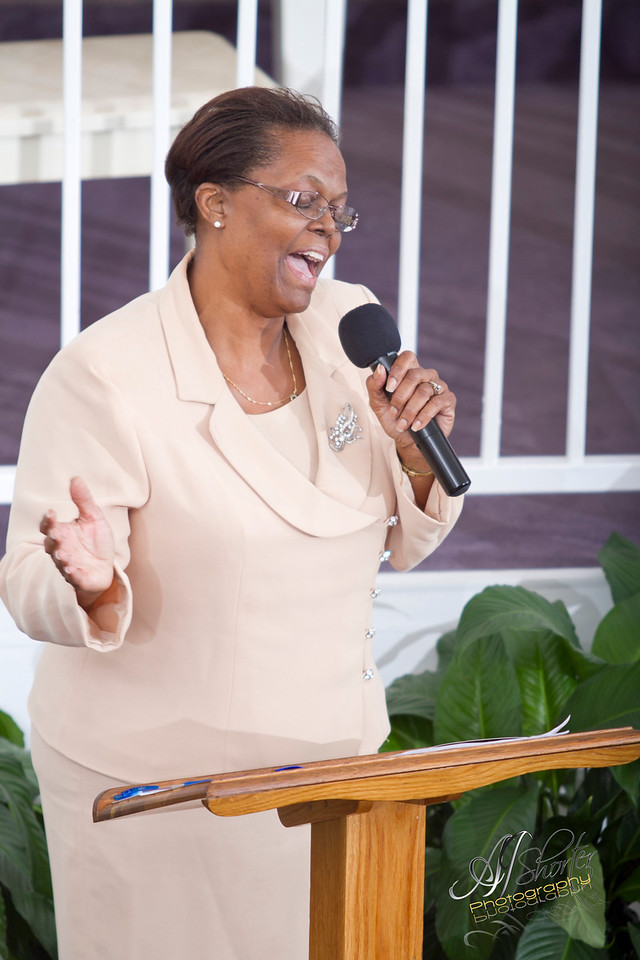A Tribute to Terry Wright  - Activist, Trail Blazer & Leader<br /> Sunday, Nov, 27th 2011 @ Peaceful Zion Missionary Baptist Church