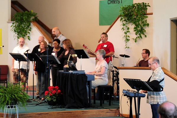 October 9, 2011 Worship Service