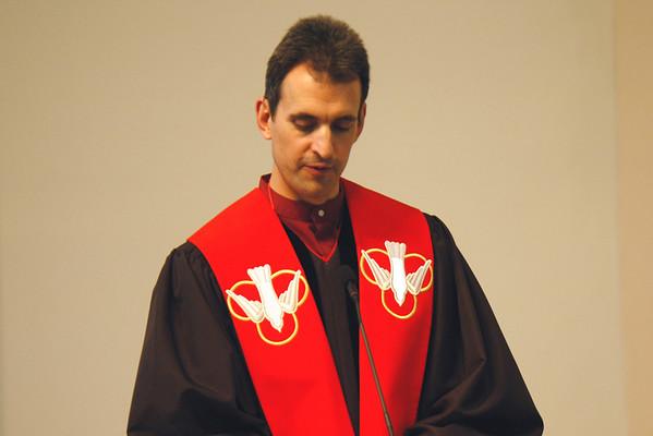 Ordination of Kara Swartz - 7/24/11