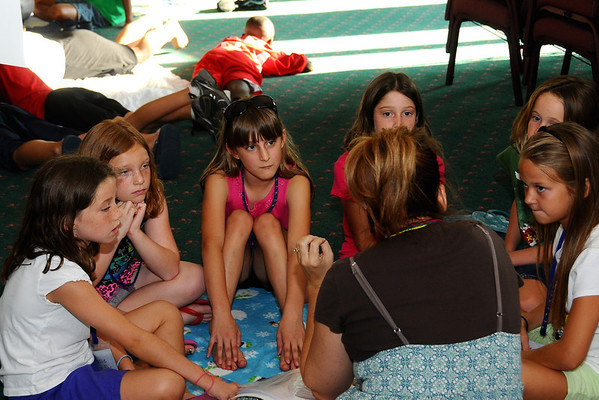 Vacation Bible School, July 2011
