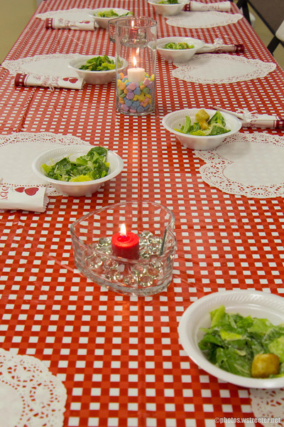 Valentine Place Settings 1