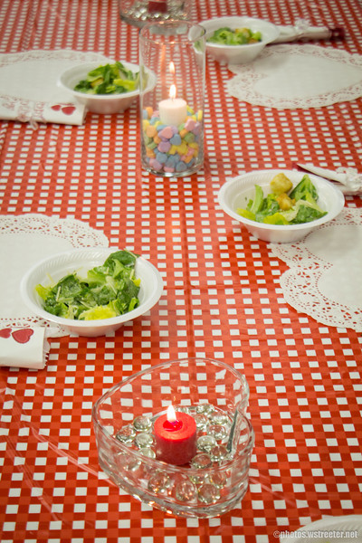 Valentine Place Settings 2
