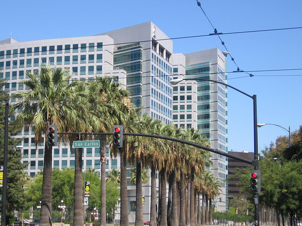 San Jose scenery [photo by Lydia]