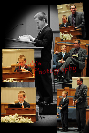 BenPreaching Collage