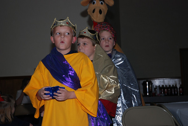 Christmas program 2008