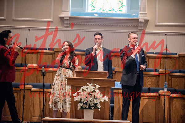 Easter Service 040118
