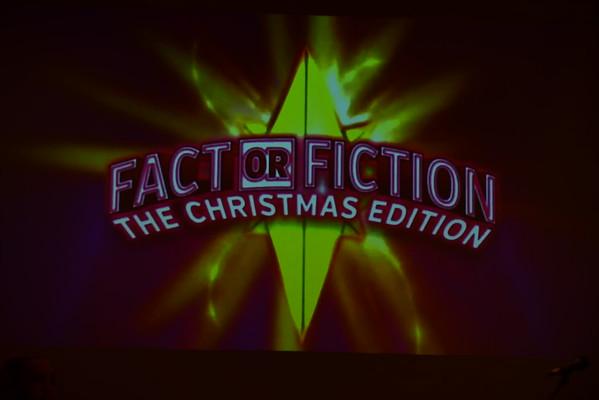 Fact or Fiction Christmas Program 121315