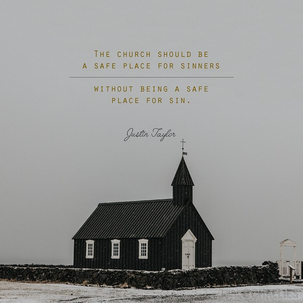 Justin Taylor on the Church