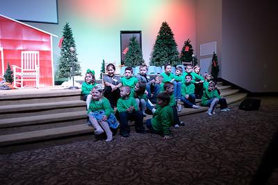Children's Christmas Play 2016
