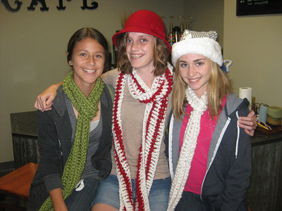 Paige's Youth Group Christmas Party 2012