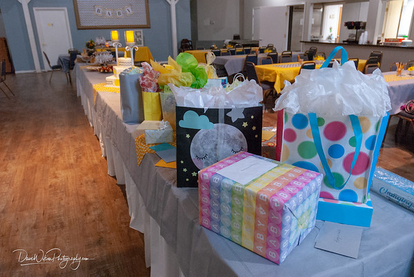 Katy Fitzgold's Baby Shower