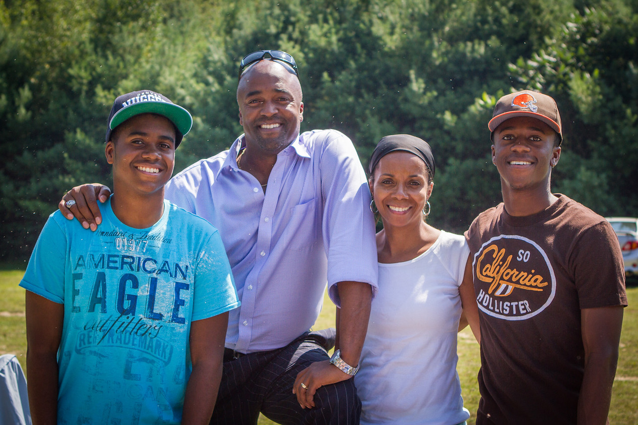 The Reed Family - thank you guys so much for coming up on Sunday!  It was super encouraging!!