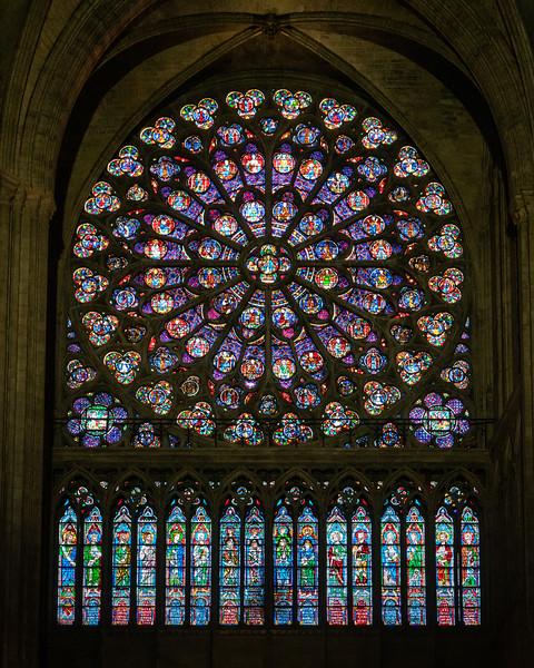 Rose Window of Notre Dame de Paris
