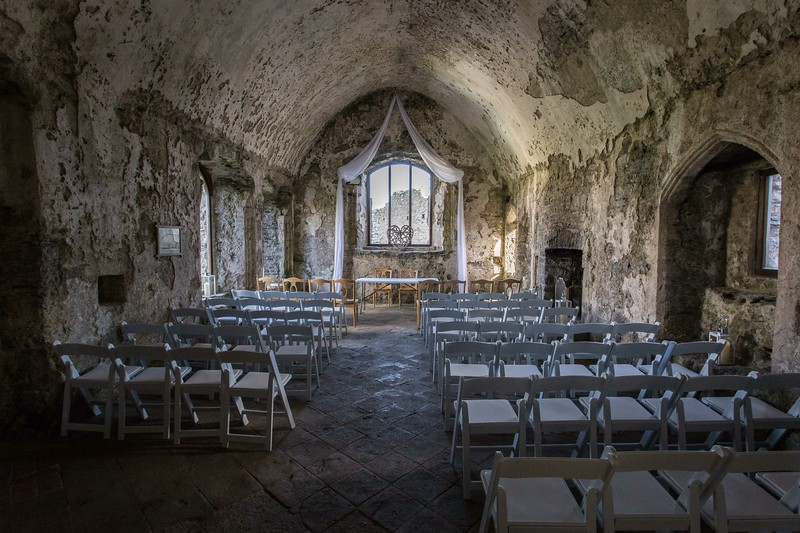 Manorbier Wedding Venue