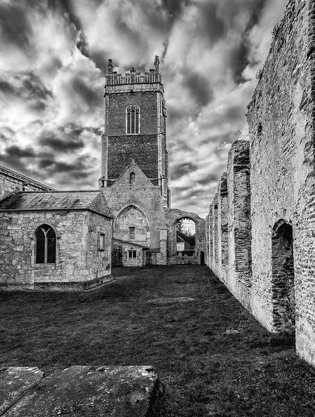 St.Andrews, Walberswick
