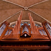 Primary Organ Pipe Cabinet - All Saints Chapel - Sewanee, TN