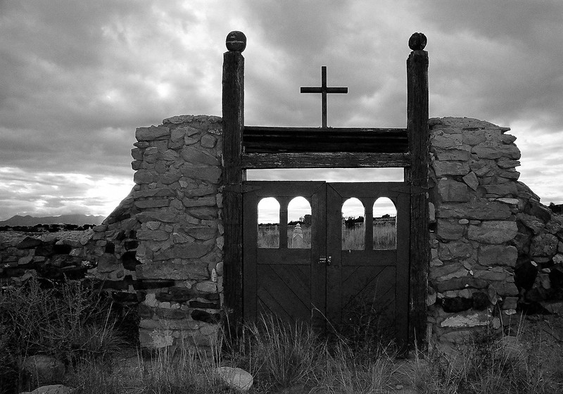 Galisteo Gates.