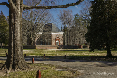 Christ Church, Lancaster County, VA (1735)