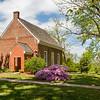 Hickory Neck Episcopal, Toano, VA (1734; major alteration, 1825)