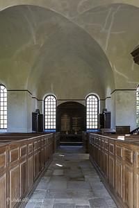 Christ Church, Lancaster County, VA (1735) - Interior