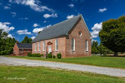 Upper Church, King & Queen County, VA (1767)