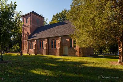 Historic St. Luke's, Smithfield, VA (17th century)