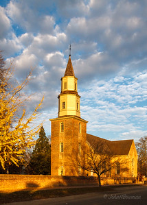Bruton Parish Episcopal, Williamsburg, VA (1712-15)