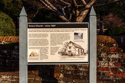 Grace Episcopal, Yorktown, VA (1697; rebuilt 1847-48)