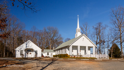 King's Chapel Presbyterian, Hanover County, VA