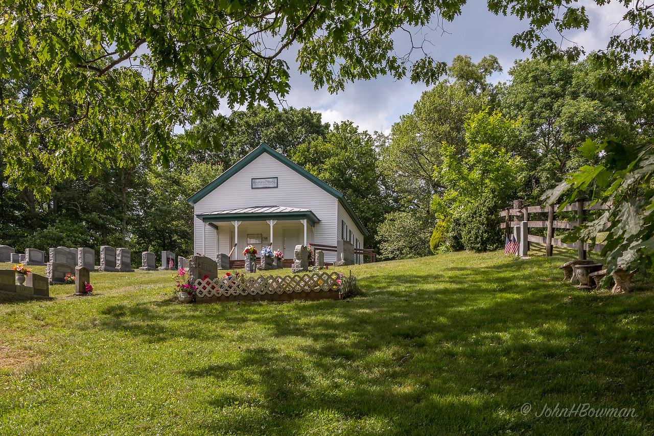 Haines Chapel, Rockbridge County, VA