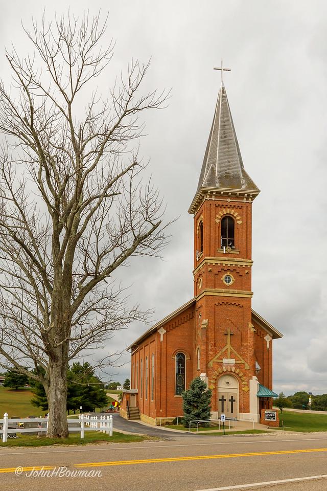 St. John the Baptist Catholic, Washington County, OH