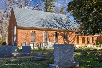 Manakin Episcopal, Powhatan County, VA