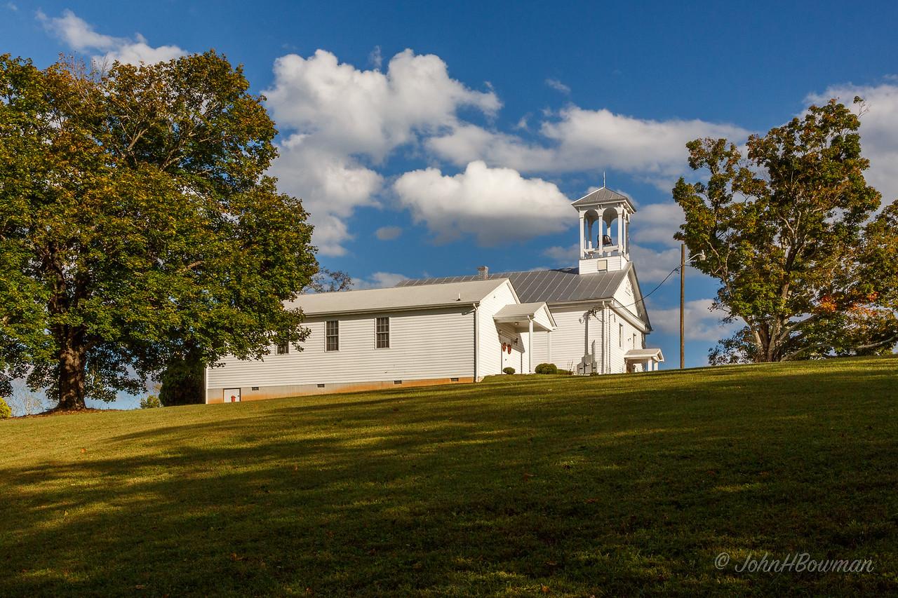 Slate Mills Baptist - Rappahannock County, VA