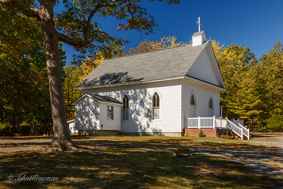 Forest Hill Baptist, Louisa County, VA