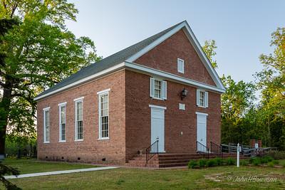 Emmaus Baptist, New Kent County, VA