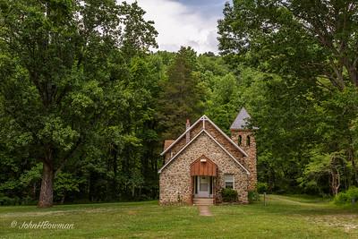 Harmony Church, Nelson County, VA
