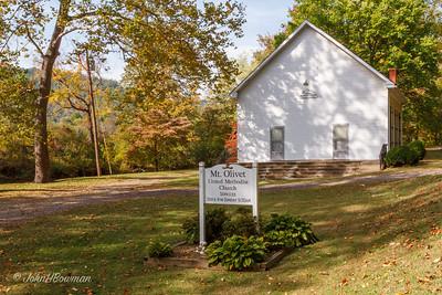 Mt. Olivet United Methodist, Madison County, VA