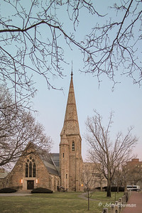 St. John's Chapel, Episcopal Divinity School, Cambridge, MA