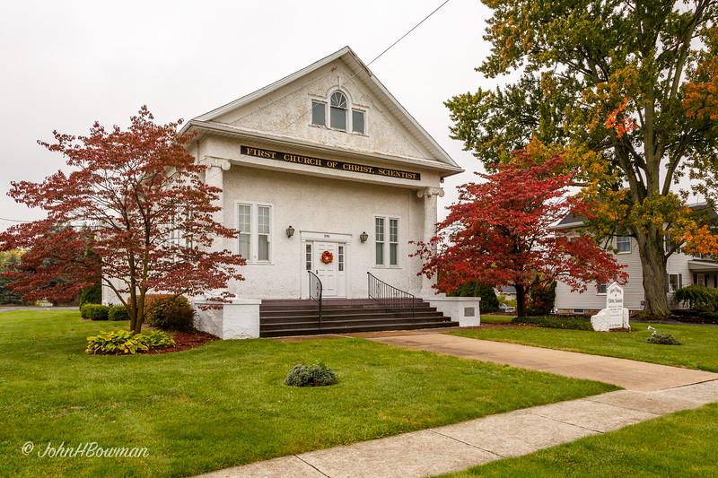 First Church of Christ Scientist, Bellevue, OH