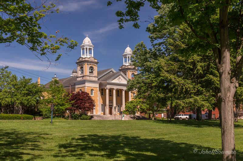 First Congregational Church, Marietta, OH