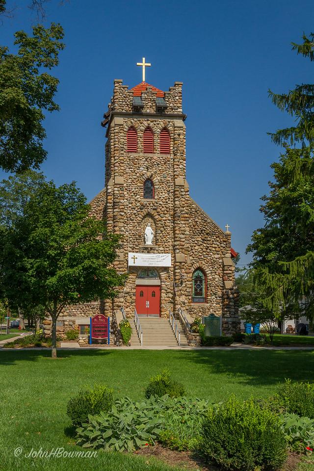 St. Mary Catholic, Manchester, MI
