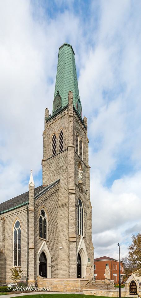 St. Rose Catholic, Perrysburg, OH